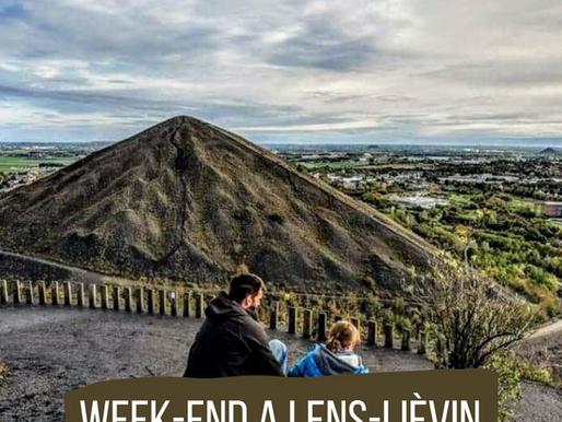 Lens-Liévin : week-end tout in'haut de ch'terril