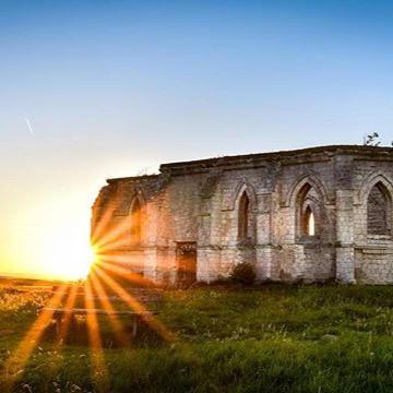 La chapelle de Guémy par @roro1689