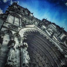 La Cathédrale d'Amiens par @mon_nord_en_or