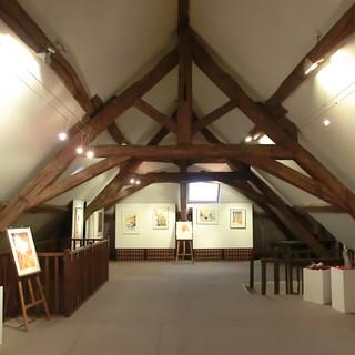 Salon d'Automne 2011 ; dans le grenier.