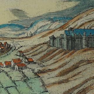 Recherches sur le Château de Dormans.