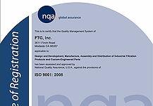 FTG_INC_ISO_9001_2008_CERTIFICATION_2018