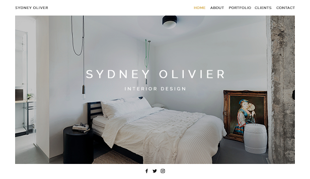 Designer Website Templates Design Wix Magnificent Interior Design Web Templates