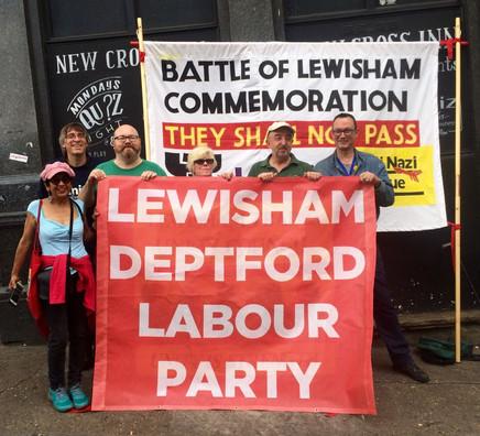 Remembering the Battle of Lewisham