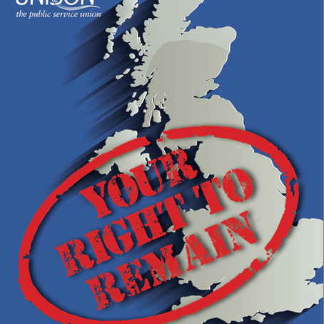 Rights to remain for EU citizens & British citizens in the EU must be protected
