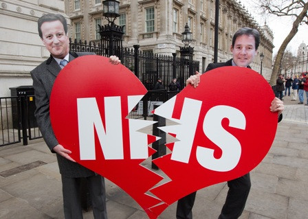 Sleep walking into full NHS privatisation, from Accountable Care Organisations, Sustainable Transfor