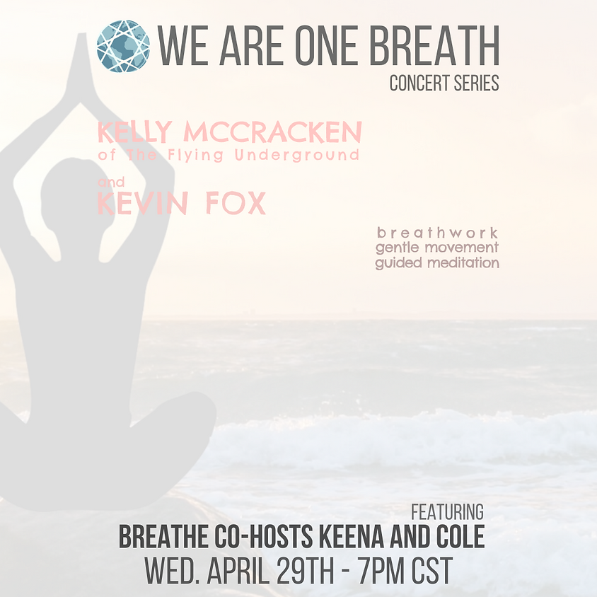 We Are One Breath