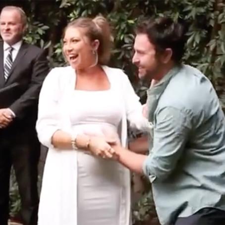 Pregnant Stassi Schroeder Secretly Weds Fiancé Beau Clark