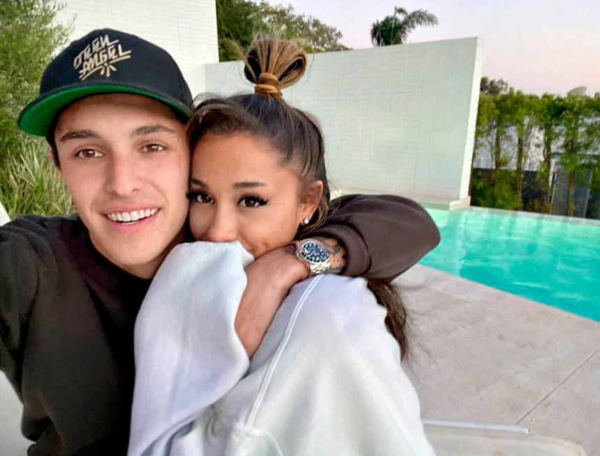 Ariana Grande Married