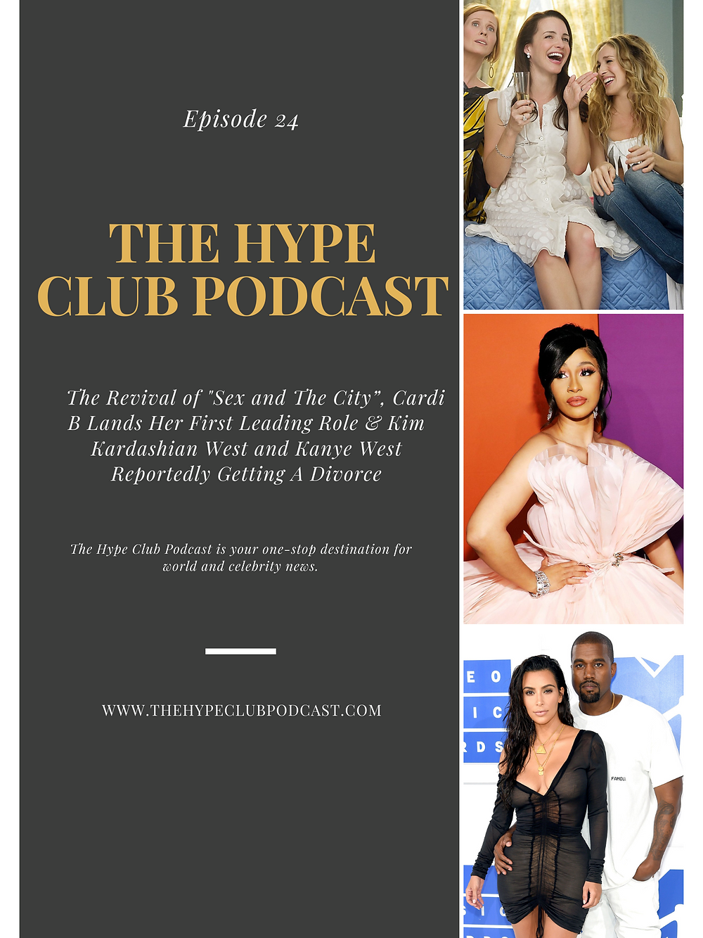 The Hype Club Podcast
