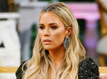 "It's Official! Teddi Mellencamp Arroyave Fired From ""RHOBH"" For Being 'Boring and Stale'"