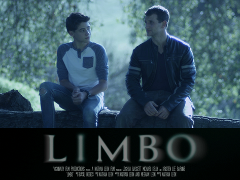 Interview With Nathan Leon - Co-Writer & Director of Limbo