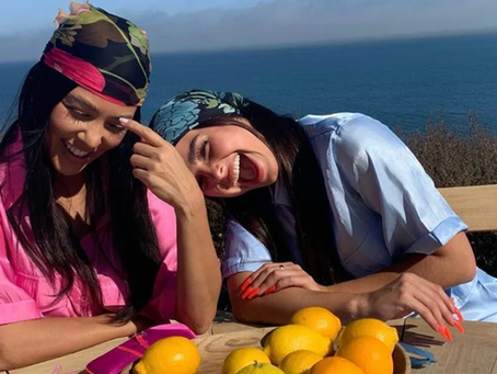 "Kourtney Kardashian's Unusual Relationship With 19 Year Old ""TikTok"" Star Addison Rae"