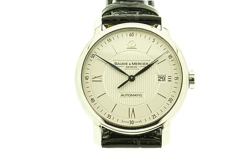 Baume & Mercier Classima Executives Argent Automatic