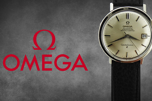 Omega Constellation - Chronometer Automatic