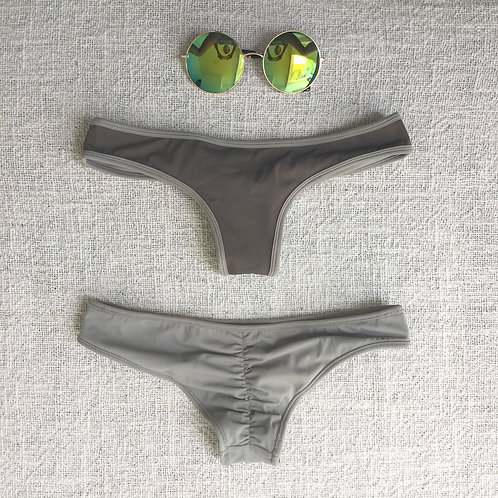 Stargazer Bikini Bottom Fango Beige