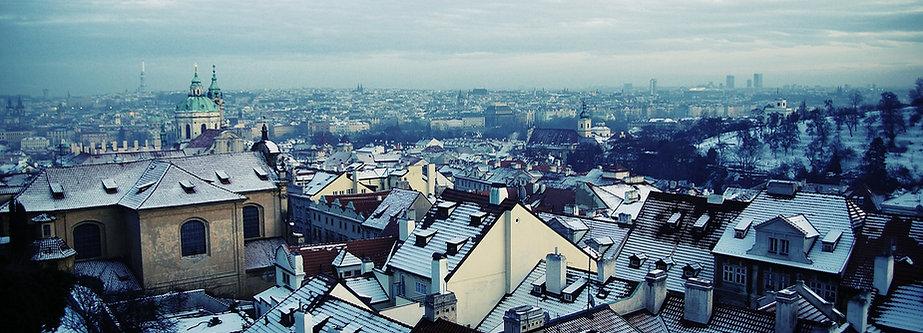 20 ans de géocaching à Prague