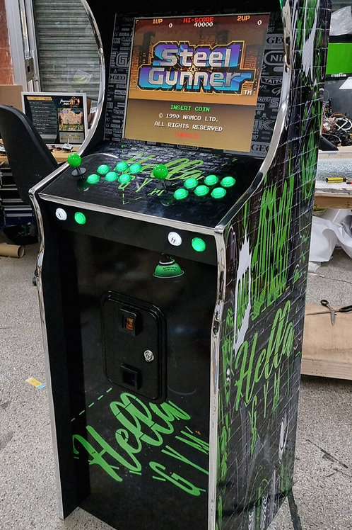 Full Standing Arcade