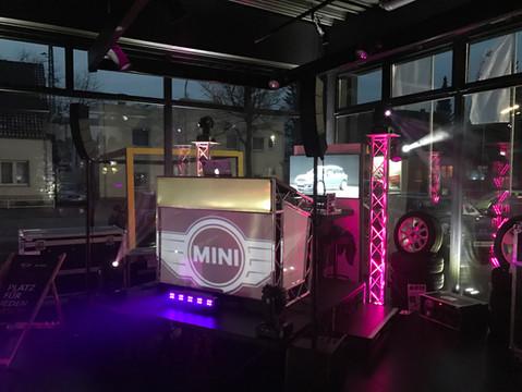 DJ Setup Autohaus