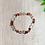 Thumbnail: Bracelet Opal de feu + cristal de roche