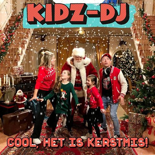 Cool, het is kerstmis