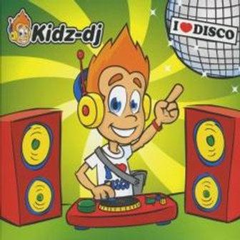 Kidz-dj : I Love Disco