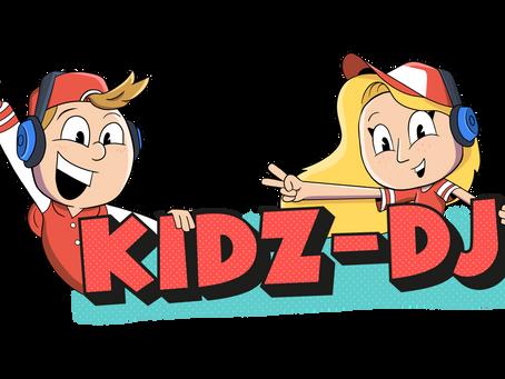 Nieuwe Kidz-dj website!