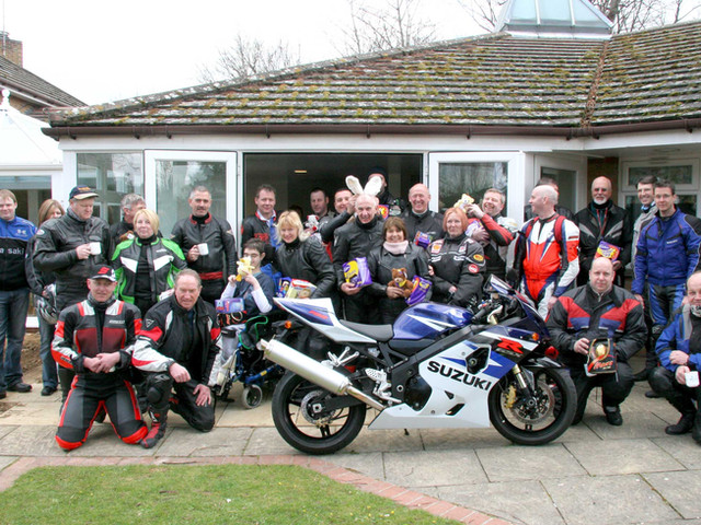 Charity rides