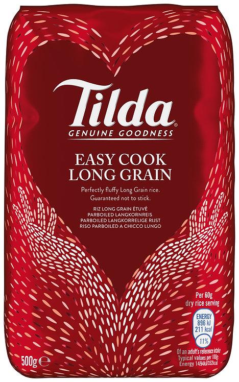 Tilda® Easy Cook Ryż Długoziarnisty, 500g