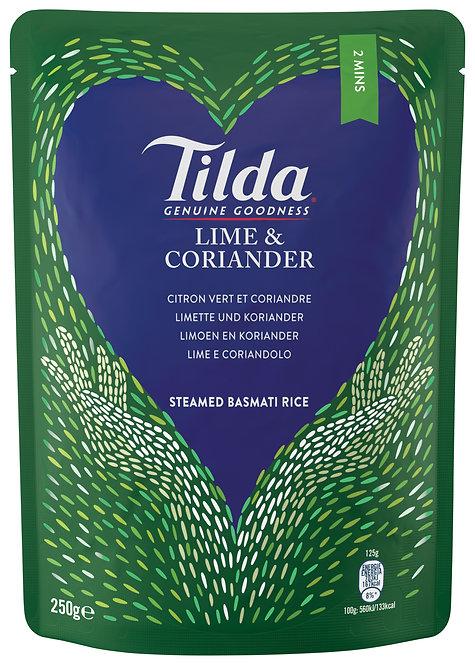Tilda® Limonka&Kolendra Ryż Basmati, 250g