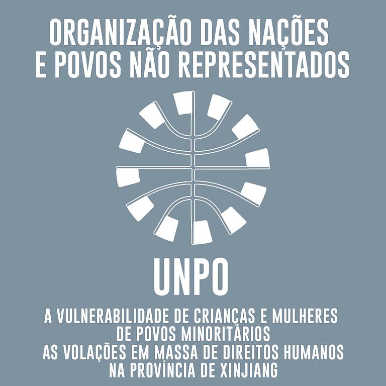 ORGANIZAÇÃO DAS NAÇÕES E POVOS NÃO REPRESENTADOS