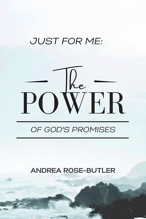 Just for Me: The Power of God's Promises