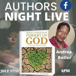 Authors Night Live