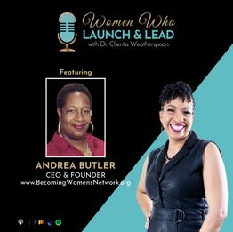 Women Who Launch & Lead