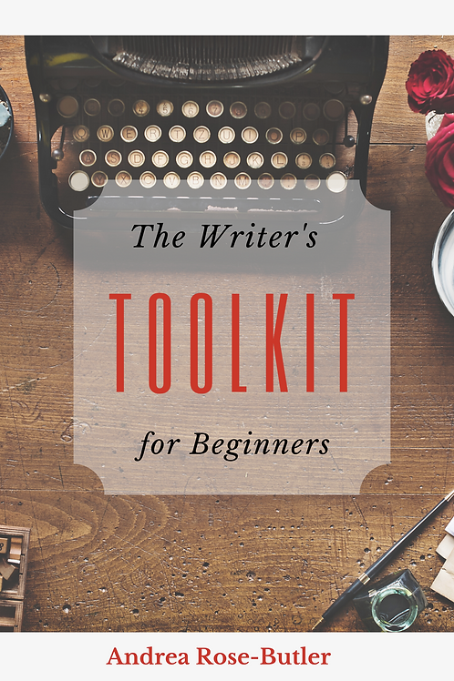 Writer's Toolkit for Beginners