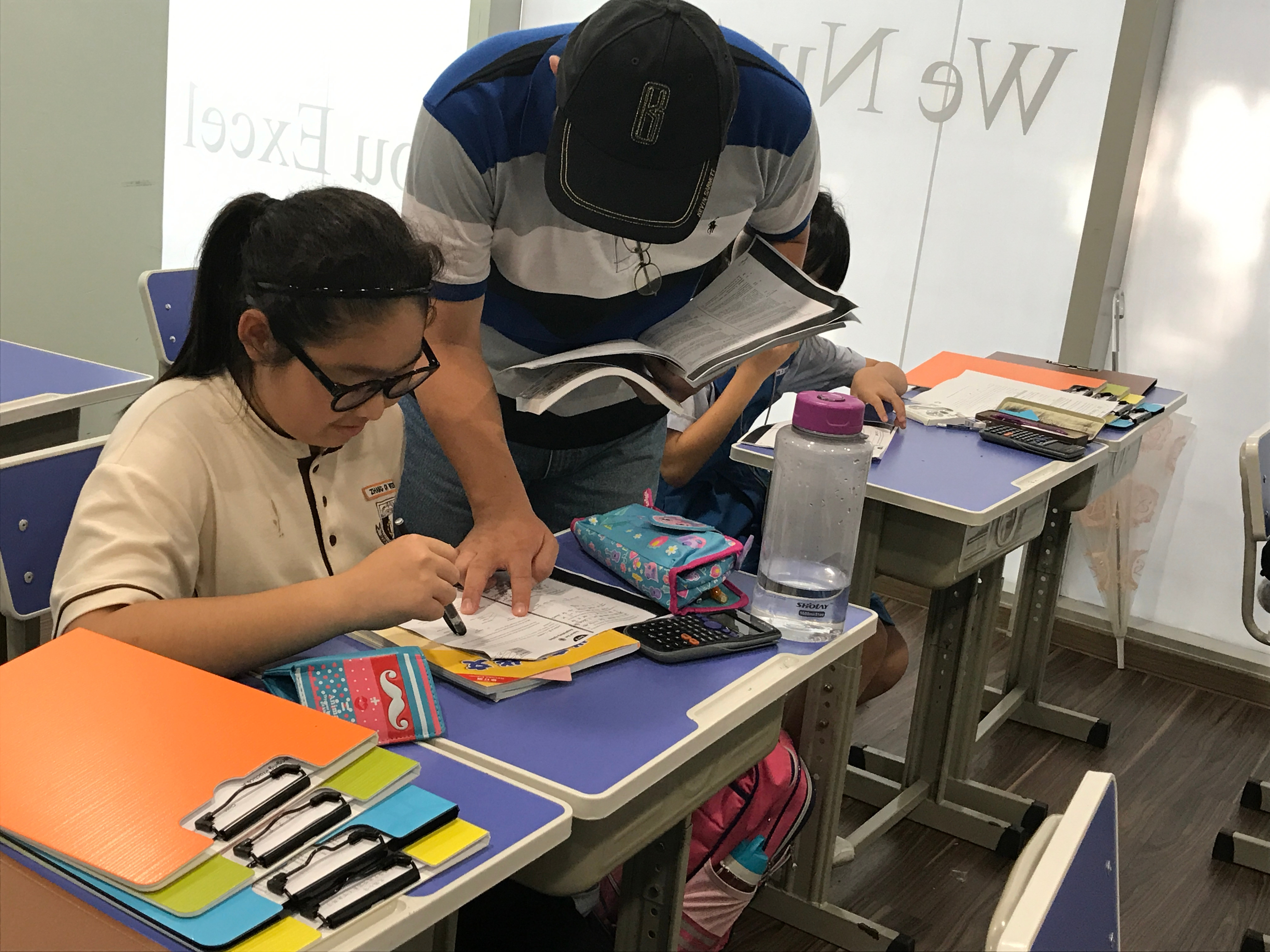 Customized Tuition Lessons