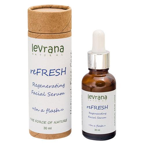 Levrana Сыворотка для лица регенерирующая ReFRESH 30 мл