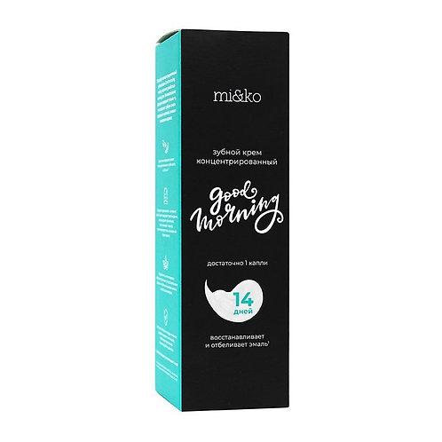 Miko Зубной крем концентрированный Good Morning, 50 мл