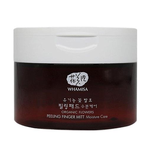 Whamisa Спонжи для пилинга на основе фруктовых ферментов (для жирной кожи)