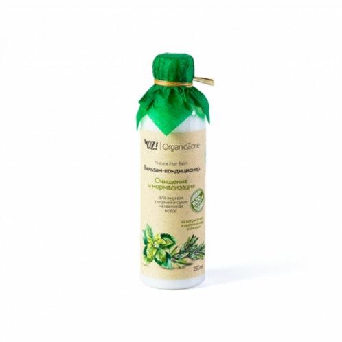 OZ Бальзам для жирных у корней и сухих на кончиках волос 250мл