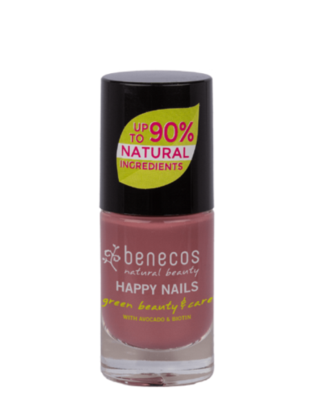 "Benecos Лак для ногтей ""Mystery"" 8FREE 5мл"