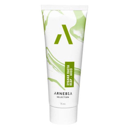 Arnebia Selection Зубная паста Кедр и Алоэ 75мл