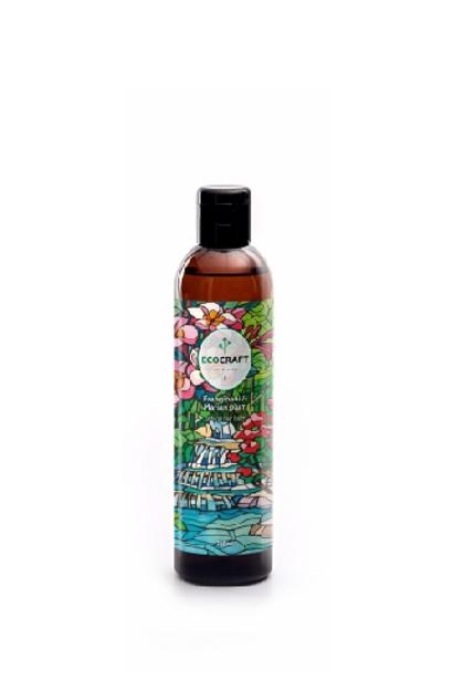 """Ecocraft Укрепляющий и восстанавливающий бальзам для волос """"Frangipani"""" 250 мл"""