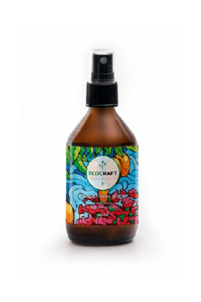 EcocraftНесмываемый спрей-кондиционер для роста и против выпадения волос Mango