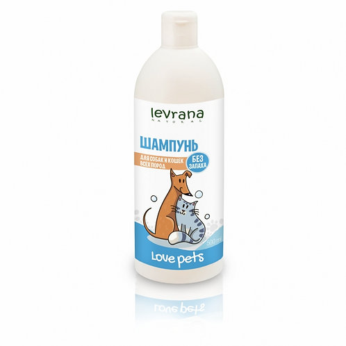 Levrana шампунь-кондиционер для собак длиношерстных пород 150 мл