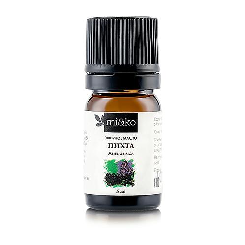 MiKo Эфирное масло пихты (органик) 5 мл