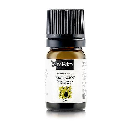 MiKo Эфирное масло бергамота (органик) 5 мл