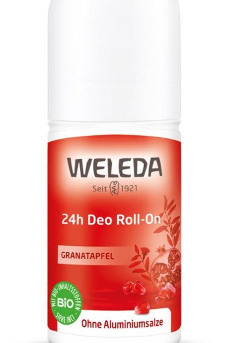 WeledaГранатовый дезодорант 24 часа  Roll-On 50 мл