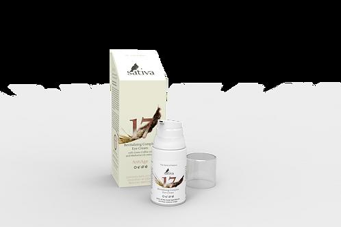 Sativa Крем 17 для кожи вокруг глаз комплексный 50 мл