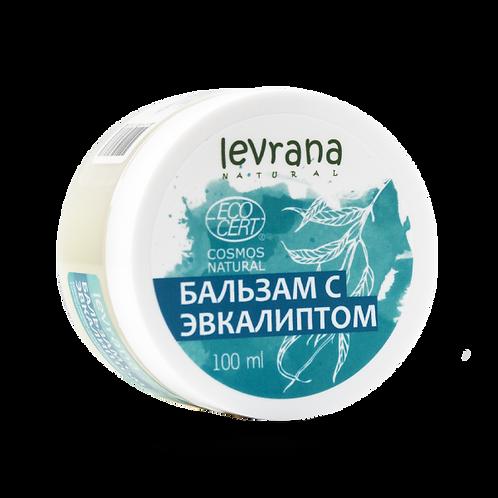 Levrana Бальзам с эвкалиптом 100 мл